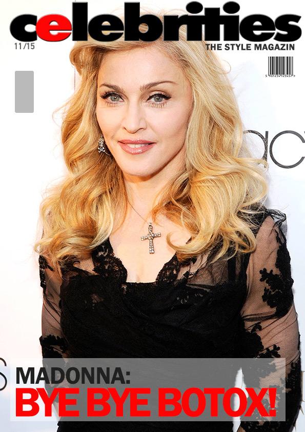 Madonna: Bye Bye Botox!